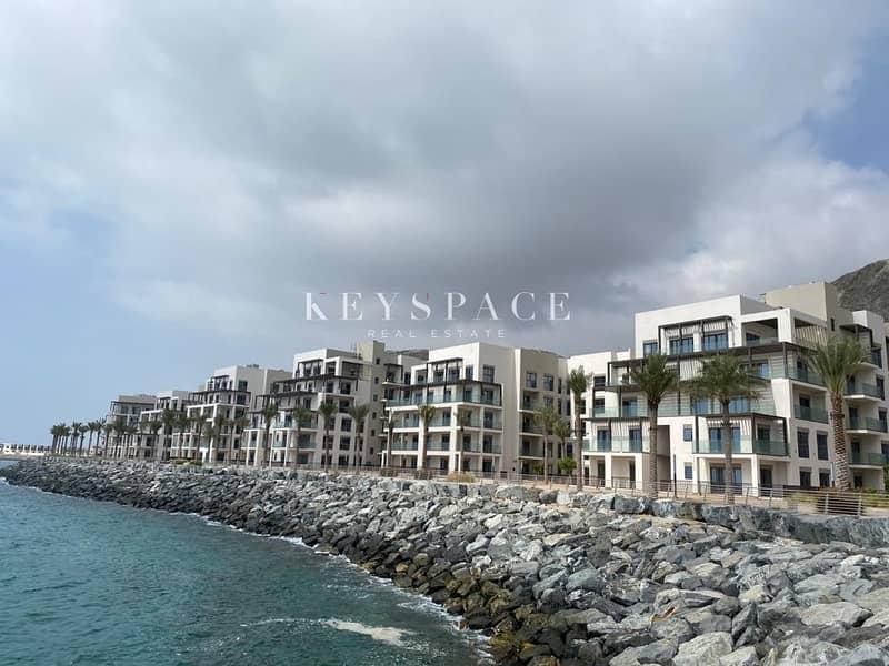 10 Luxury 3 Beds Apartment| Beachfront Residences| Fully Furnished