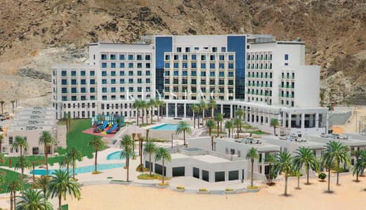 3 Bedroom Flat for Sale in Address Fujairah Beach Resort, Fujairah - Luxurious Apartments | Great Location| Stunning Views