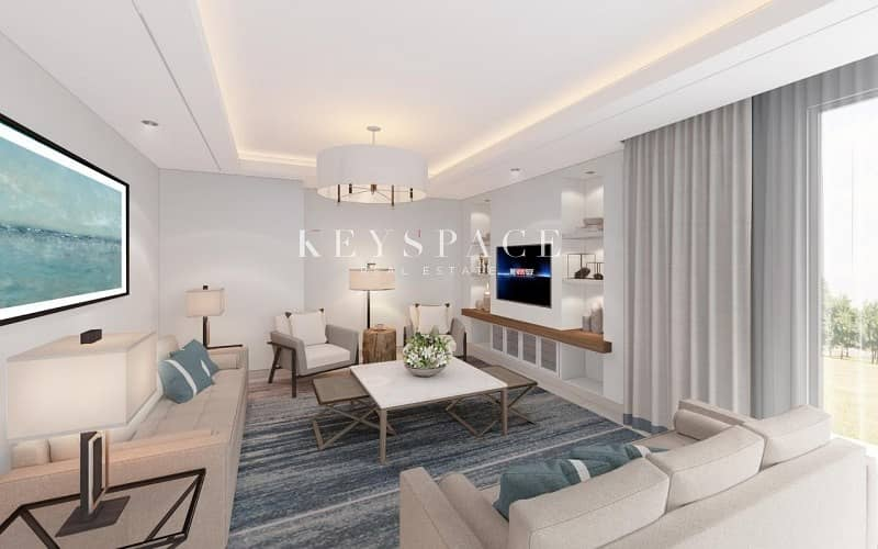 2 Fully Furnished and Serviced Apartment| Easy Payment Plan