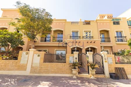 3 Bedroom Townhouse for Rent in Jumeirah Village Circle (JVC), Dubai - BEST DEAL | 3BR+MAID G+2 TOWN HOUSE IN DIAMOND VIEWS