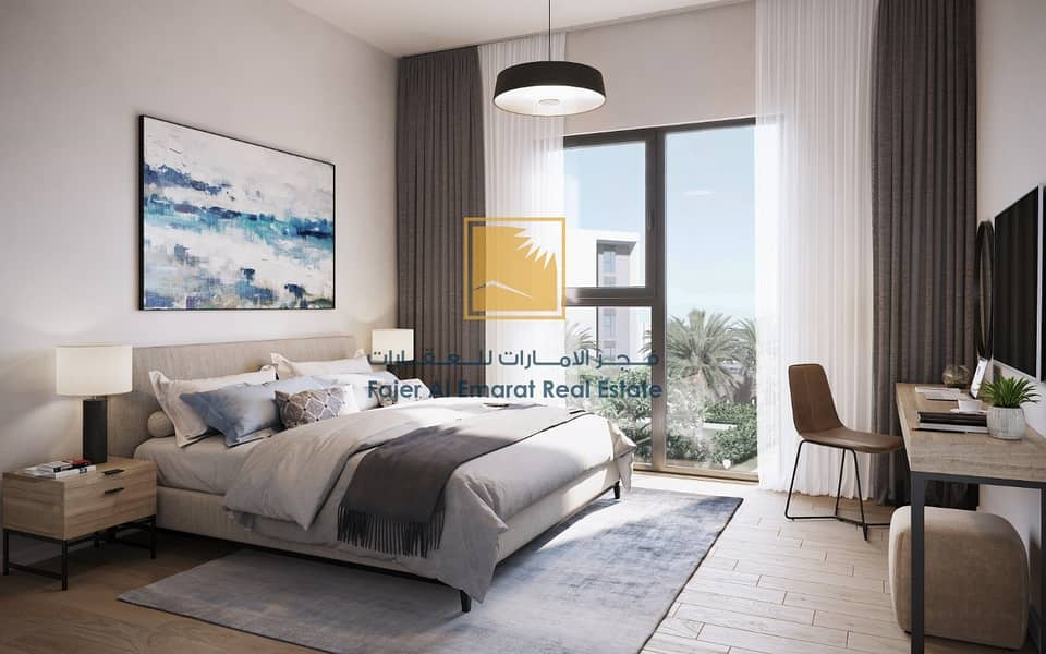 2 Premium 1 Bedroom In The Most Beautiful Project At The Heart Of Sharjah