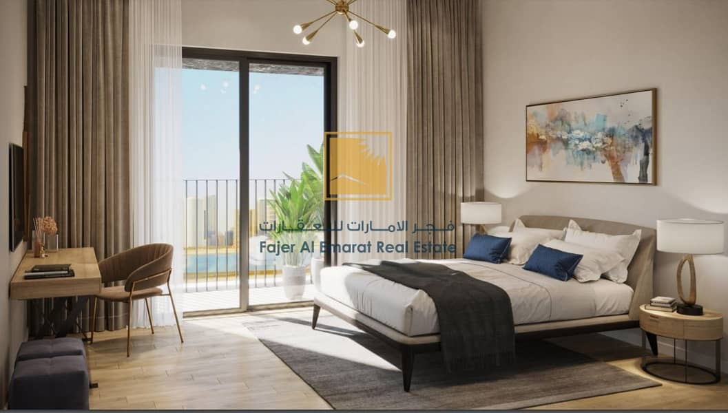 10 Premium 1 Bedroom In The Most Beautiful Project At The Heart Of Sharjah