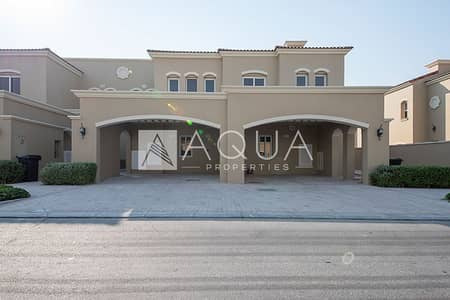 2 Bedroom Villa for Rent in Serena, Dubai - Near to Market Place | Single Row | Maid Room