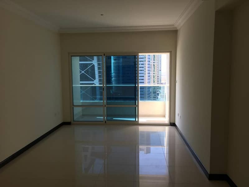 Unfurnished  Bright 1 Bedroom unit in O2 Residence JLT
