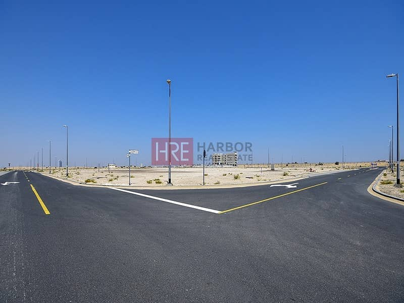 2 Prime Location Land Plot for Residential Use|G+4