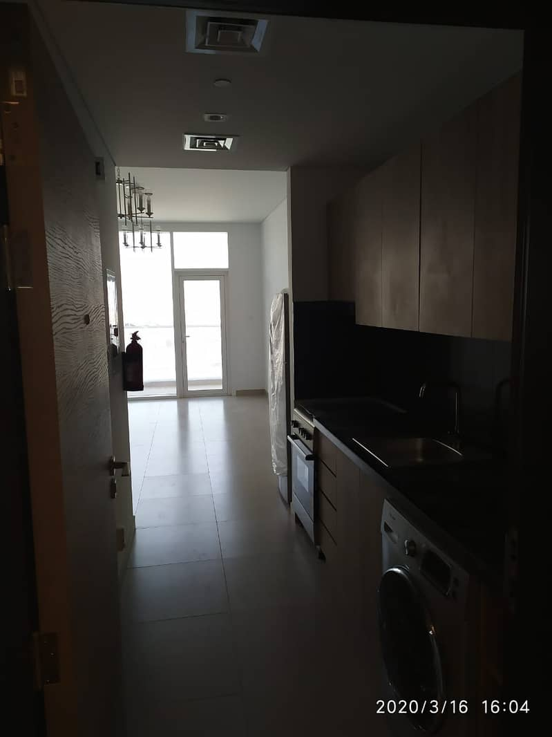 STUDIO WITH BALCONY WITH OTHER AMENITY 30K/4CHQS FOR 13MONTHS