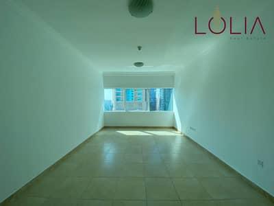 شقة 1 غرفة نوم للايجار في دبي مارينا، دبي - Spacious 1bhk  | Well Maintained | Ready to move
