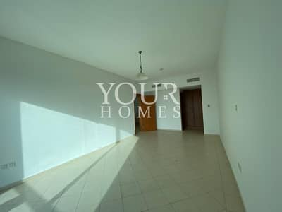 1 Bedroom Apartment for Rent in Dubai Production City (IMPZ), Dubai - MM | SPACIOUS 1 BR FOR RENT IN LAGO VISTA B