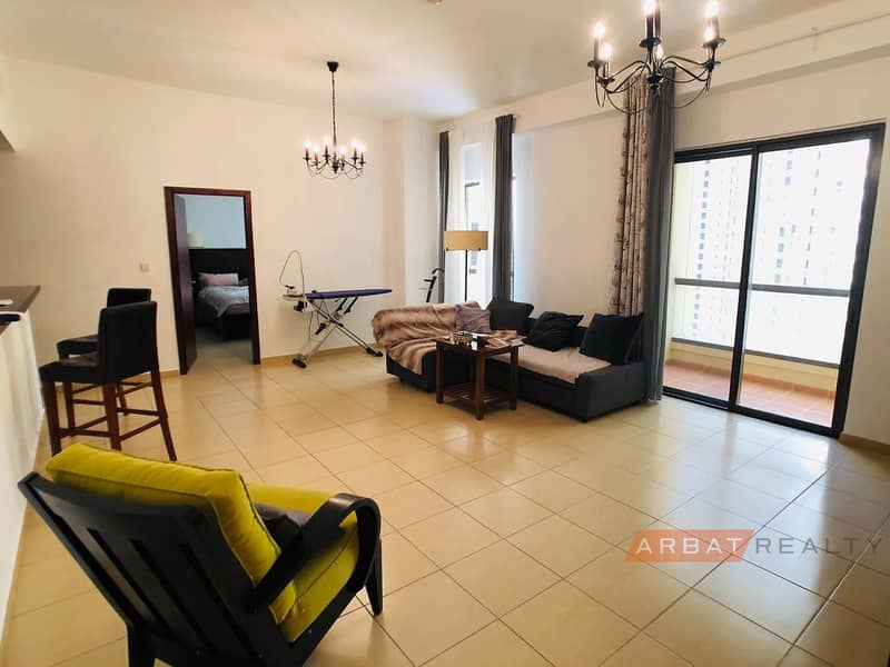 Hot| Fully furnished|Spacious|Keys with me