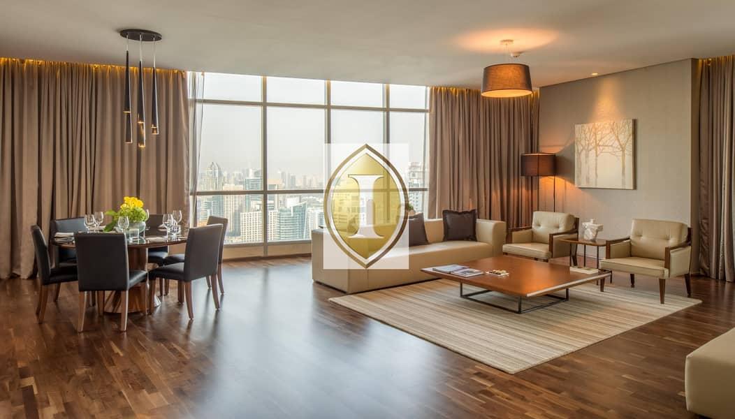 Penthouse | High Floor | Jacuzzi