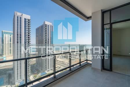 1 Bedroom Flat for Sale in Al Reem Island, Abu Dhabi - Negotiable With Cash Buyer |High Floor| Sea View