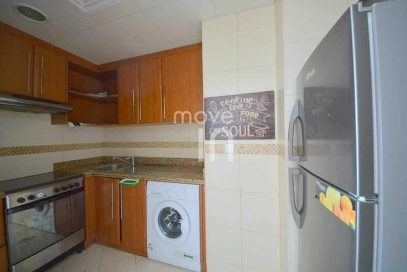 2 End Users & Investors | Semi-Furnished 1 Bed | Vacant