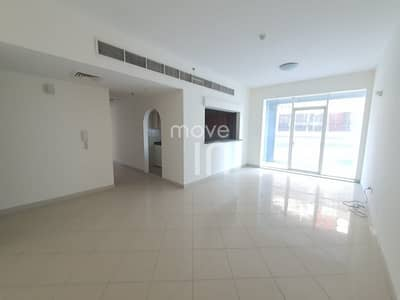 2 Bedroom Apartment for Rent in Dubai Sports City, Dubai - 6 Chqs Canal and Garden Views 2 Bed w 2 Balconies
