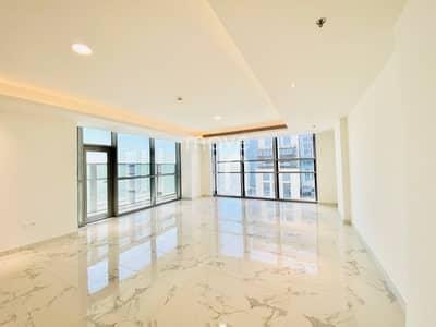 شقة 4 غرف نوم للايجار في الخليج التجاري، دبي - 4 Bed + MD + 2 parking + Canal & MBR City Views