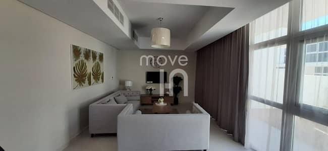 فیلا 3 غرف نوم للبيع في أكويا أكسجين، دبي - Motivated Seller|Golf  View Furnished & Serviced Villa