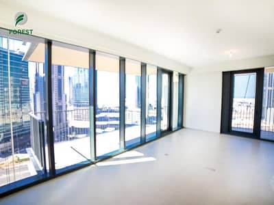 2 Bedroom Apartment for Rent in Downtown Dubai, Dubai - Stunning Sea View | Vacant 2BR Apt | Chiller Free