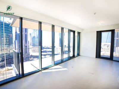 شقة 2 غرفة نوم للايجار في وسط مدينة دبي، دبي - Stunning Sea View | Vacant 2BR Apt | Chiller Free
