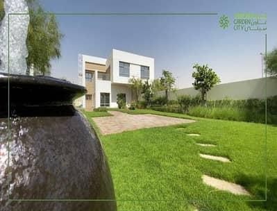 3 Bedroom Villa for Sale in Sharjah Garden City, Sharjah - 3- Bedroom Premium villa for 5- Years Payment Plan in Garden City of Sharjah by Shoumous Development