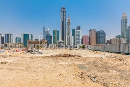 ارض سكنية  للبيع في السطوة، دبي - 100% Freehold Ownership Satwa G+8 Plot!!