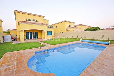 4 Bedroom Villa for Rent in Jumeirah Park, Dubai - Private pool | Great location | Legacy