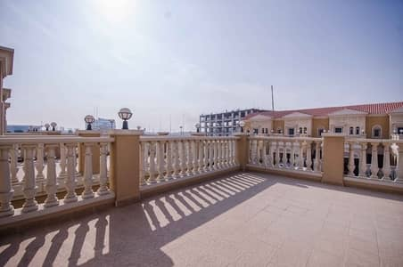 2 Bed Plus Maid's | Nakheel Townhouse | JVT Area |