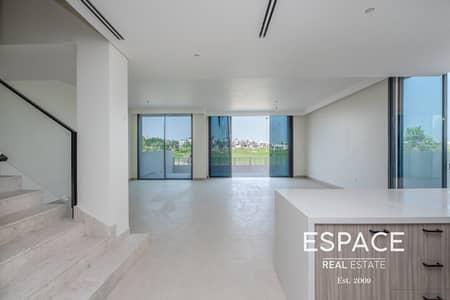 فیلا 4 غرف نوم للبيع في دبي هيلز استيت، دبي - Golf Course View  Great Villa in Nice Location