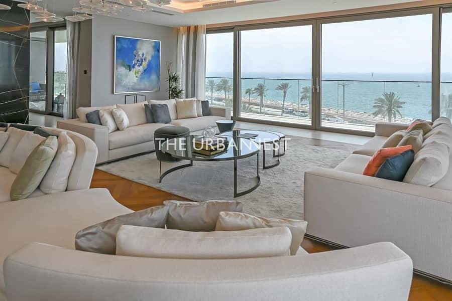 2 Open Plan | Seaview | Luxury | Hotel Residences