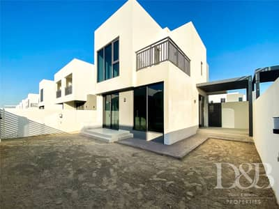 4 Bedroom Townhouse for Rent in Dubai Hills Estate, Dubai - Back to Back | Handing Over Now | Close to Pool