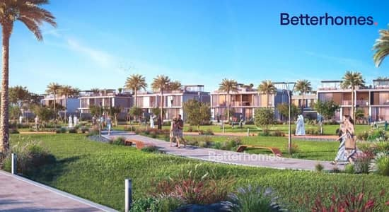 4 Bedroom Townhouse for Sale in Dubai Hills Estate, Dubai - Pay 50% Post Handover | Semi Detached | Resale