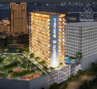 شقة 1 غرفة نوم للبيع في بر دبي، دبي - Apartment for sale with 25% discount !!  Burj Khalifa and Dubai Creek View !!