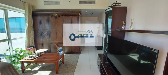 1 Bedroom Apartment for Rent in Business Bay, Dubai - BEST OFFER | FURNISHED ONE BEDROOM APT. IN RBC | ROAD VIEW | CALL NOW