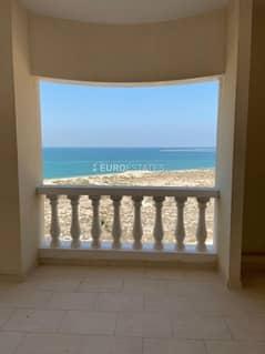 Sea View   Modified Studio Apt.   Large Balcony