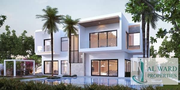 فیلا 6 غرف نوم للبيع في البراري، دبي - Exquisite  Meticulously Designed   Contemporary   Luxury  Villa 