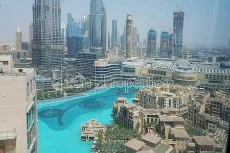 3 Bedroom Apartment for Rent in Downtown Dubai, Dubai - Immaculate View