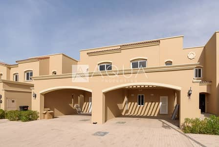 2 Bedroom Villa for Rent in Serena, Dubai - Spacious Unit | Single Row | Maid's Room
