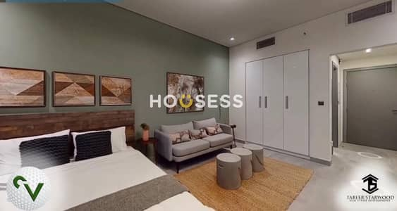 فلیٹ 1 غرفة نوم للبيع في مدينة دبي الرياضية، دبي - Lowest Price   Luxurious Finishing   Golf View    0% Commission