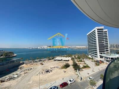 شقة 3 غرف نوم للايجار في شاطئ الراحة، أبوظبي - Panoramic Sea View 3 Bhk with Maids and Huge Balcony in Al Raha