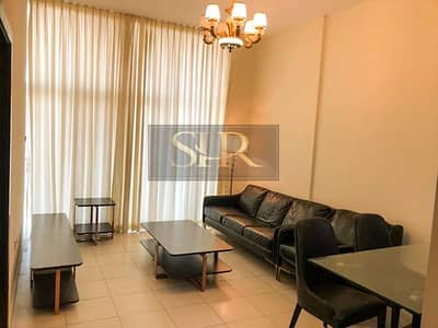 1 Bedroom Flat for Rent in Dubai Studio City, Dubai - Beautifully Furnished 1 Bed Apt in Glitz 3