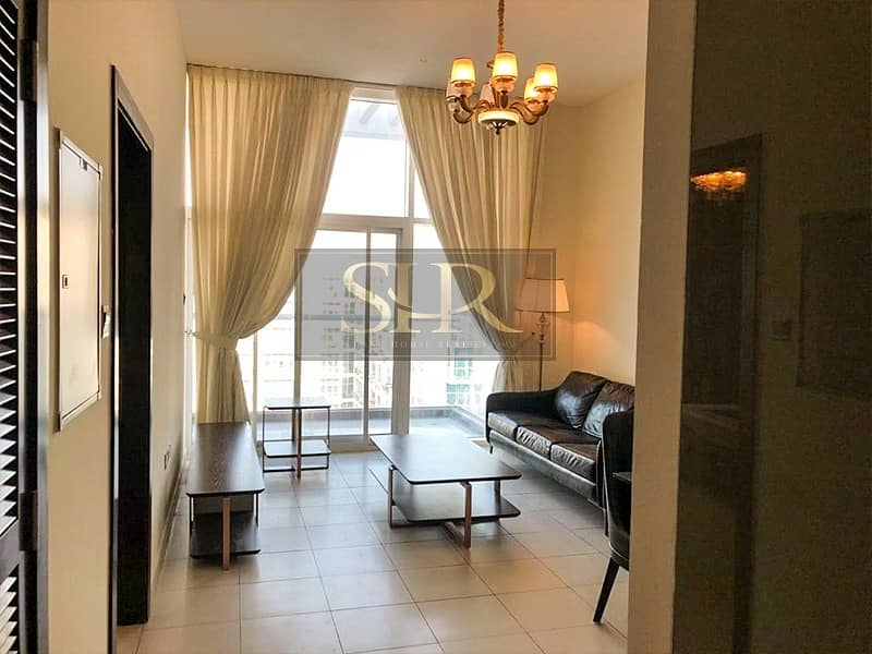 27 Beautifully Furnished 1 Bed Apt in Glitz 3