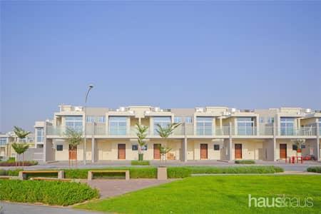 فیلا 3 غرف نوم للايجار في أكويا أكسجين، دبي - Best Value | Large Terrace | Garden Space