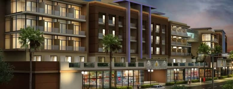 1 Bedroom Flat for Rent in Arjan, Dubai - Full Facility Building!!Brand New Building!!Furnished & Unfurnished Apartments for Rent on Muliple chqs !!T