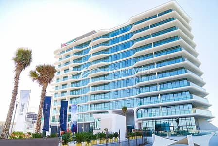 2 Bedroom Flat for Sale in Al Raha Beach, Abu Dhabi - Invest Now In This Sea View Unit w/ Maid's Room