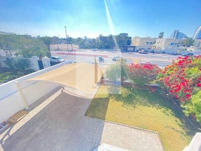 4 Bedroom Villa for Rent in Umm Suqeim, Dubai - Near Public Beach & Park   Private Pool & Garden