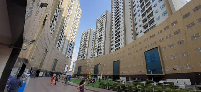 فلیٹ 1 غرفة نوم للبيع في عجمان وسط المدينة، عجمان - شقة في أبراج لؤلؤة عجمان عجمان وسط المدينة 1 غرف 200000 درهم - 4961429