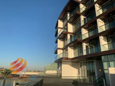 2 Bedroom Apartment for Rent in Al Raha Beach, Abu Dhabi - Stunning & Unique Design with Great Canal View