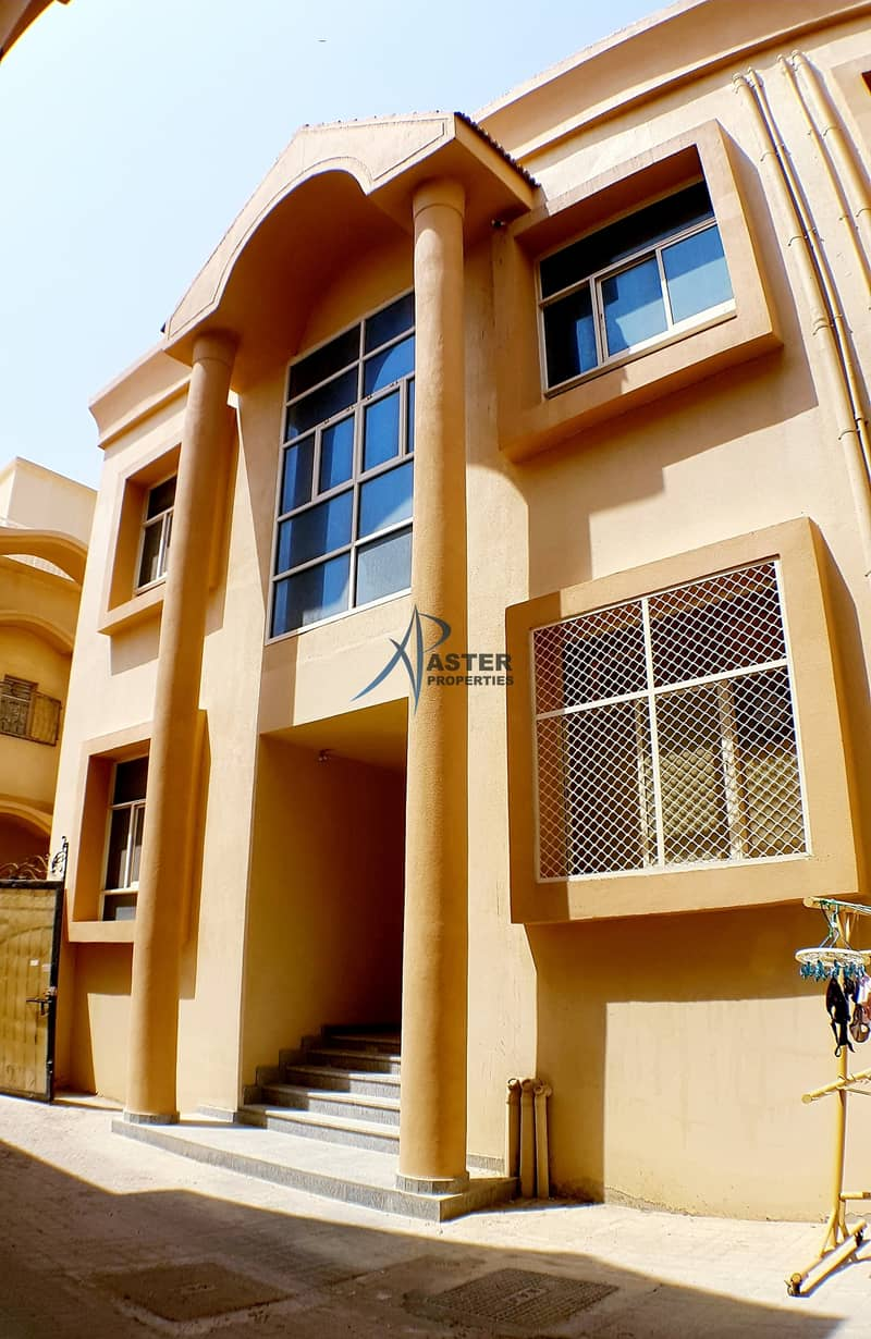 Immaculate 5BR Villa Compound Khalifa City A