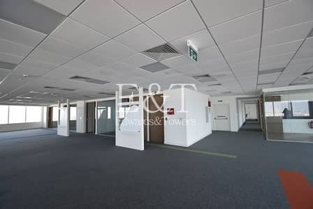 Office for Rent in Dubai Festival City, Dubai - High End Fitted Office | DED | Prestigious Tower
