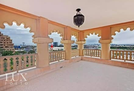 3 Bedroom Flat for Rent in Dubai Festival City, Dubai - Chiller Free|All rooms unsuite|Garden view