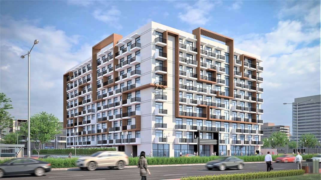 Best Offer 1 Bedroom with Balcony | Under Construction