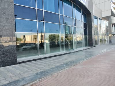 Showroom for Rent in Al Mina, Abu Dhabi - Brand new showroom for rent in Mina road Abu Dhabi city